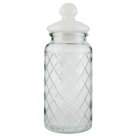 Jar with a lid