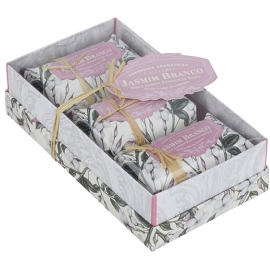 "Soap gift set ""White Jasmine"""