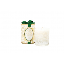 "Fragranced candle  ""Winter Pine"""