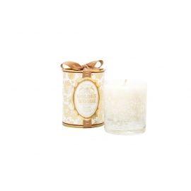 "Fragranced candle  ""Golden Woods"""