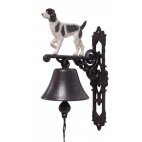 Bell with dog
