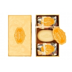 "Soap gift set ""Orange"""