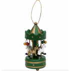 Wooden Carousel for hanging
