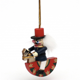 Hanging Nutcracker