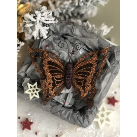 Christmas decoration Butterfly