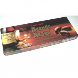 Brandy Beans Sweets with Alcohol 200g