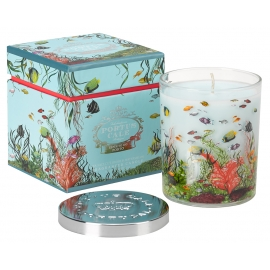 "Fragranced candle  ""Verbena"""