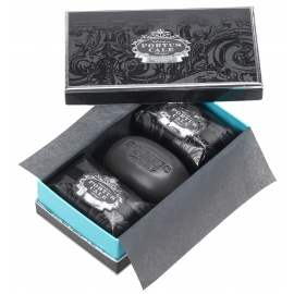 "Soap gift set ""Black edition"""