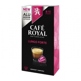 Cafe Royal Lungo forte coffee capsules 10pcs
