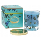 "Fragranced candle  ""Butterflies"""