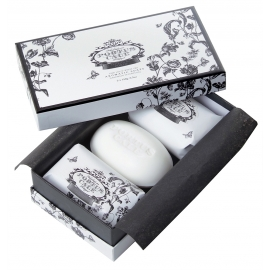 "Soap gift set ""Floral toile"""