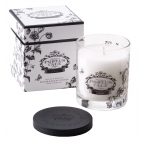 "Fragranced candle  ""Floral toile"""