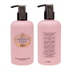 "Hand and body wash ""Rose blush"""