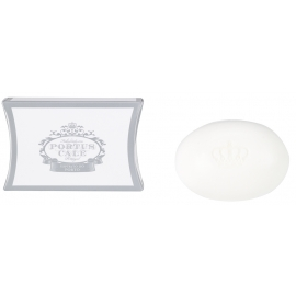 "Soap 40g ""White and silver"""